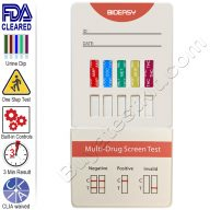 0 panel dip drug test bioeasy