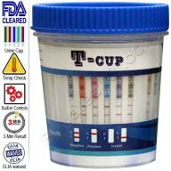 5 panel urine drug test cup