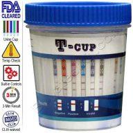 5 panel urine drug test cup