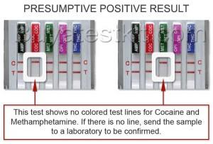 Drug confirmation test