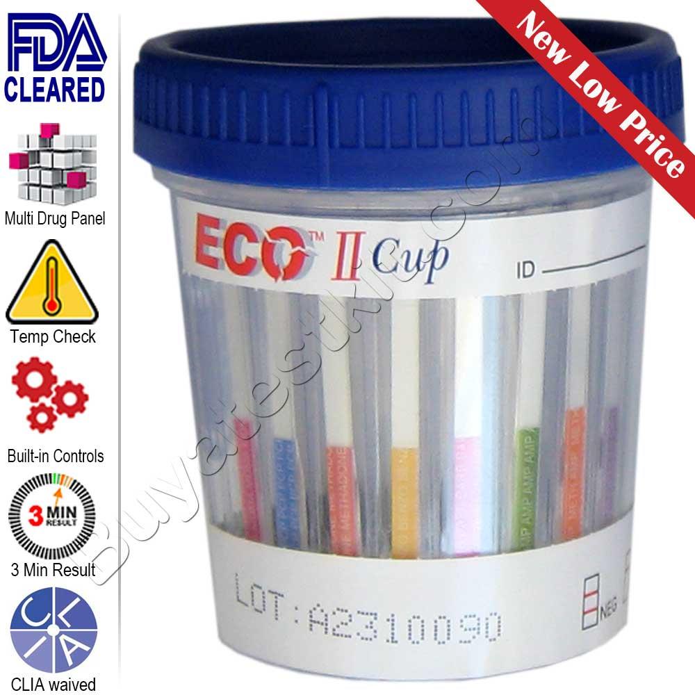 Drugs of Abuse 12 Panel Cup Drug Test Kit – 12 Panel Drug Tests