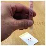 Surface drug test
