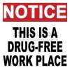 workplace drug testing policy