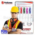 Employer 5 panel drug test pack