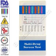 12 panel drug test kit