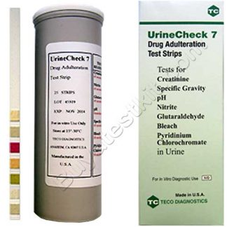 Drug Adulteration Test Strip