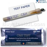 Drug residue test for Narcotics