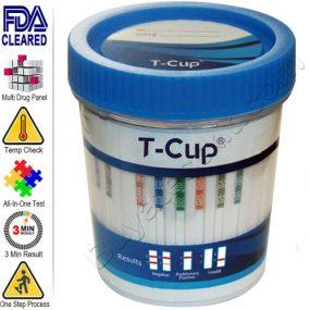 10 panel urine drug test cup
