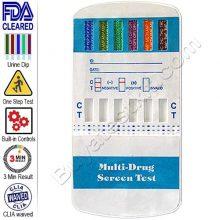 6 panel drug test