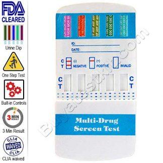 9 panel drug test