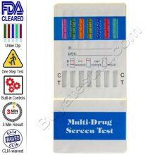 11 panel drug test