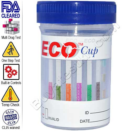 Drugs of Abuse 6 Panel Drug Test Cup