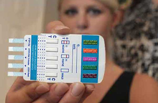 drug testing at home
