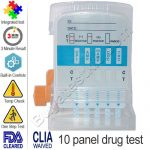 What are Drug Test Cup Kits