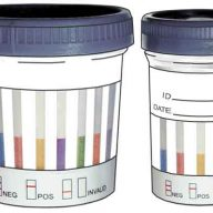 Cup drug test kits