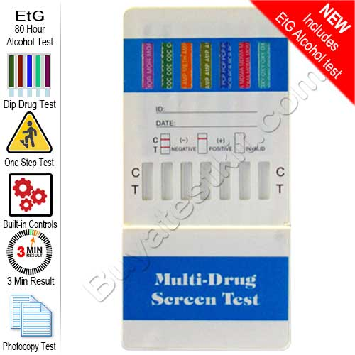narcotic drug test kits