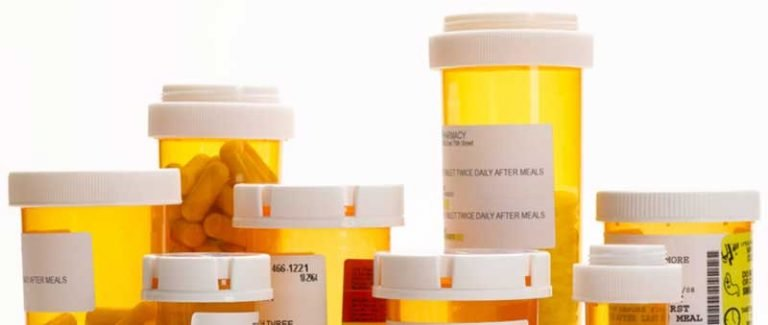 How to test for prescription drugs with a simple test.