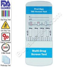 Multi-Level Marijuana drug test kit