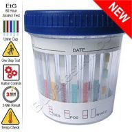 13 panel drug test with alcohol