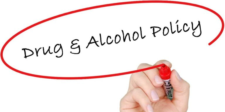 Does your company have a workplace drug and alcohol policy?