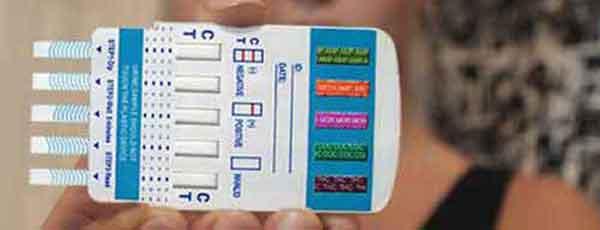 Instant drug tests