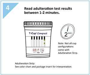 T-cup drug test 5 panel
