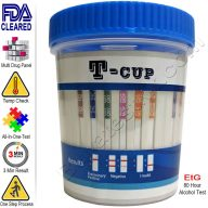 14 panel drug test with alcohol