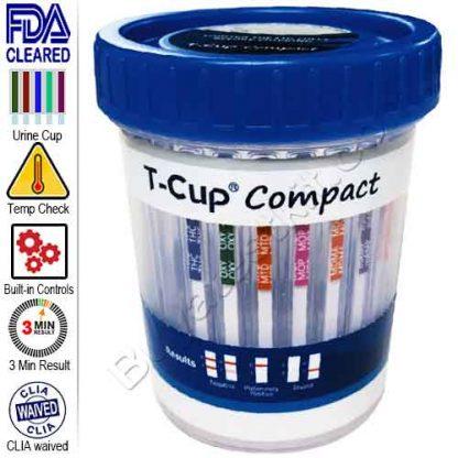 12 Drug Cup Test