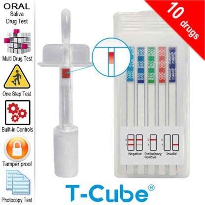 oral fluid drug screen