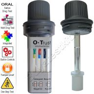 O-Trust Oral Drug Test Tube