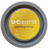 U-Catch drug test cup