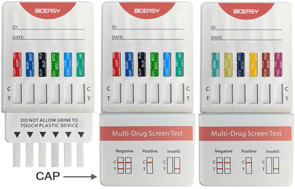 top rated home drug test kits