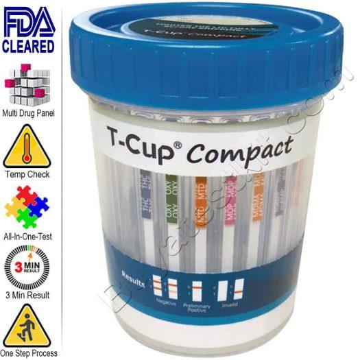 16 panel drug test cup