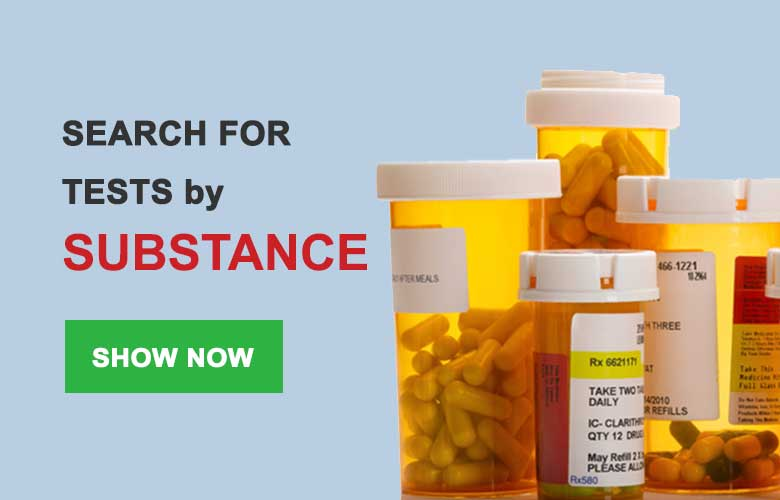 Drugs of Abuse Analysis with Urine Cup Drug Test Kits
