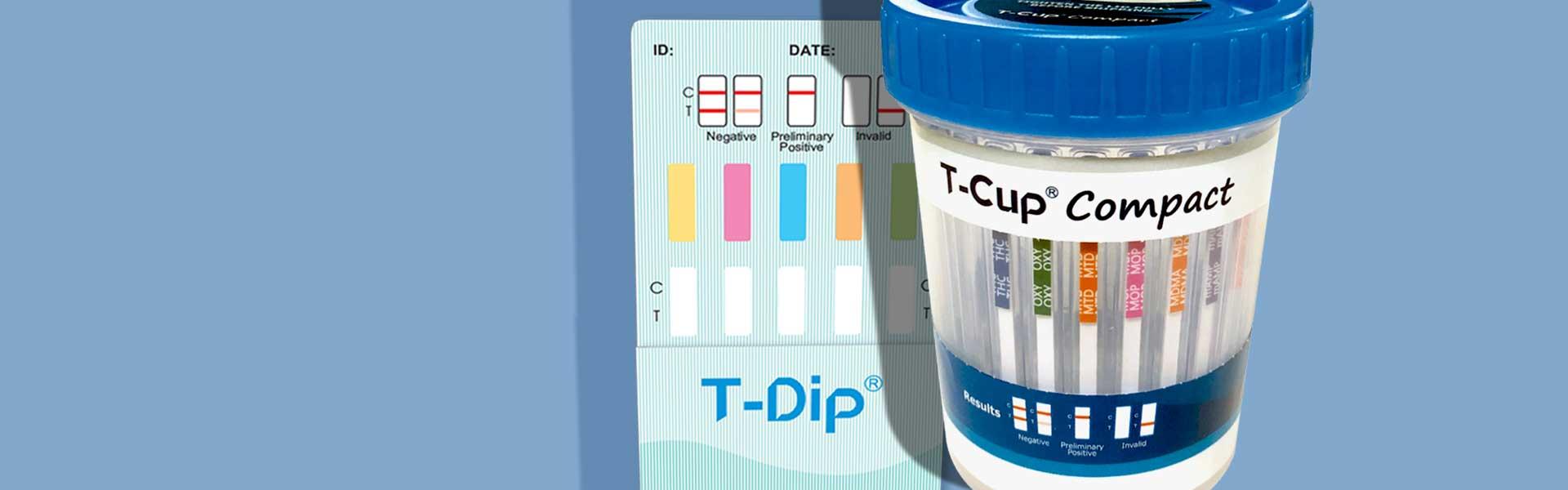 Rapid Dip Card Drug Test Kits